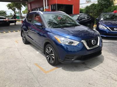 Used Nissan Kicks 2018 HOLLYWOOD SV