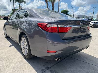 Used Lexus ES-350 2015 WEST PALM