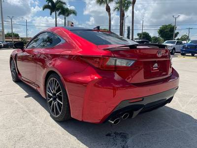 Used Lexus RC-F 2015 WEST PALM PERFORMANCE PACKAGE