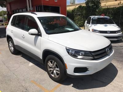 Used Volkswagen Tiguan 2017 MIAMI S