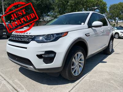 Used Land-Rover Discovery-Sport 2016 WEST PALM HSE