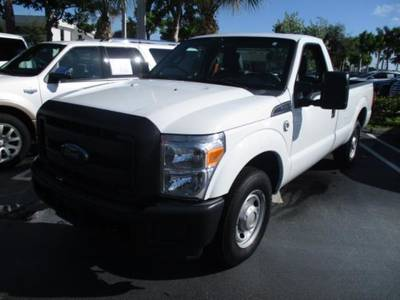 Used Ford F-250 2013 MARGATE XL