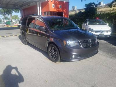 Used DODGE GRAND-CARAVAN 2018 MARGATE GT
