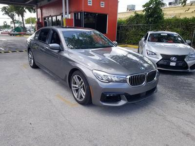 Used BMW 7-Series 2016 MARGATE 740I