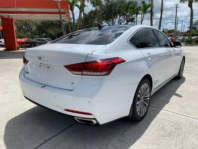 Used Hyundai Genesis 2016 WEST PALM 3.8L