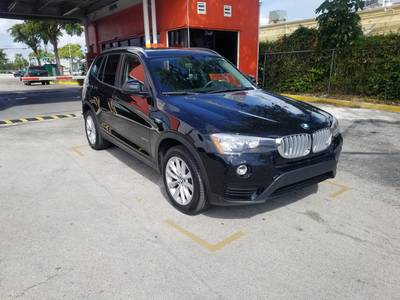 Used BMW X3 2017 MARGATE XDRIVE28I