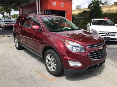 Used Chevrolet Equinox 2017 MARGATE LT