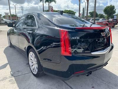Used Cadillac ATS-Sedan 2017 WEST PALM RWD