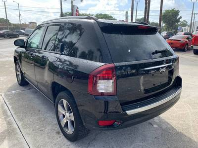 Used Jeep Compass 2016 WEST PALM HIGH ALTITUDE EDITION