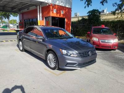 Used VOLKSWAGEN PASSAT 2016 HOLLYWOOD 1.8T SE