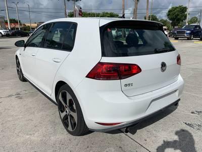Used Volkswagen Golf-GTI 2016 WEST PALM SE