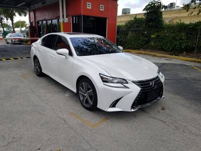 Used LEXUS GS 2017 MARGATE GS 350