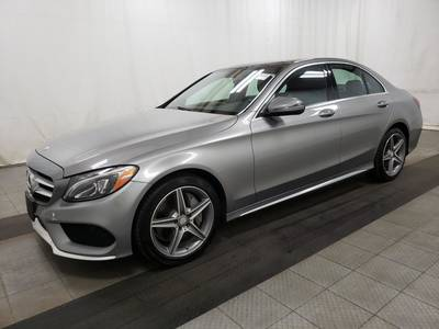 Used MERCEDES-BENZ C-CLASS 2016 MARGATE C 300