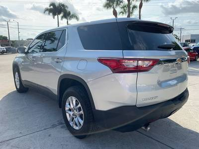 Used Chevrolet Traverse 2018 WEST PALM LS
