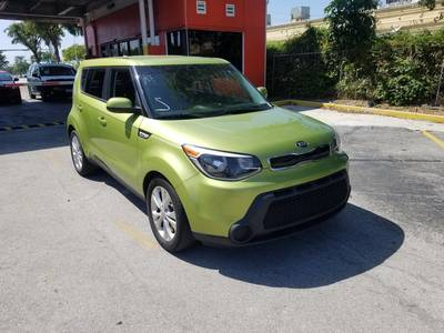 Used KIA SOUL 2015 MARGATE +