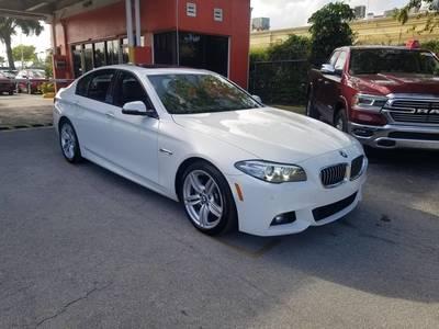 Used BMW 5-SERIES 2016 MIAMI 535I