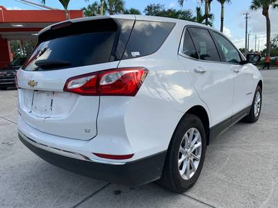 Used Chevrolet Equinox 2018 WEST PALM LT