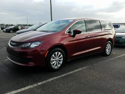 Used CHRYSLER PACIFICA 2018 WEST PALM LX