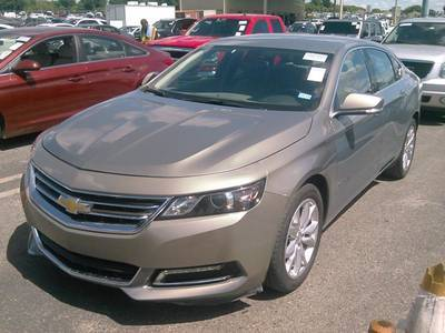 Used CHEVROLET IMPALA 2018 MARGATE LT