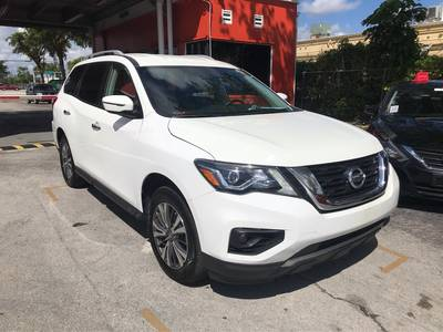 Used Nissan Pathfinder 2018 MIAMI SV
