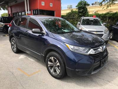 Used Honda CR-V 2017 MIAMI LX