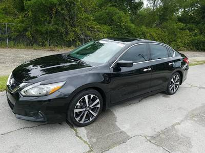 Used Nissan Altima 2016 Miami 2.5 SR