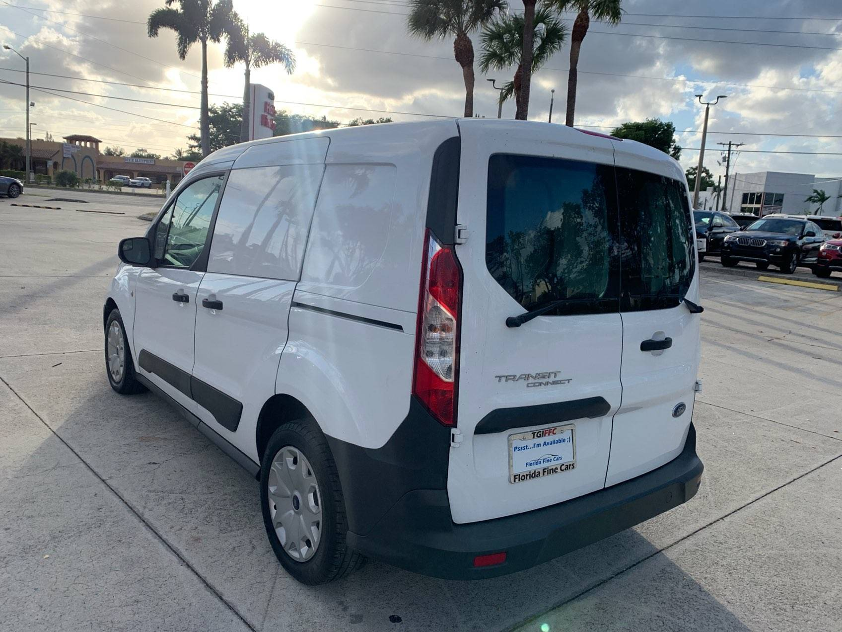 Used 2017 Ford Transit Connect Van XL Cargo Van for sale in ... How Many Miles Of Wiring In A Car on
