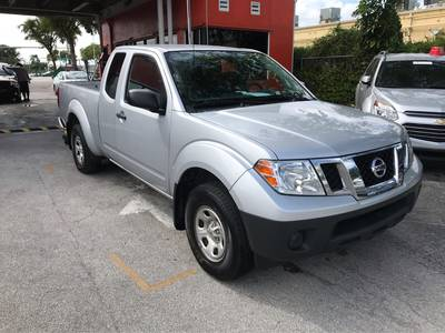 Used Nissan Frontier 2018 MARGATE S