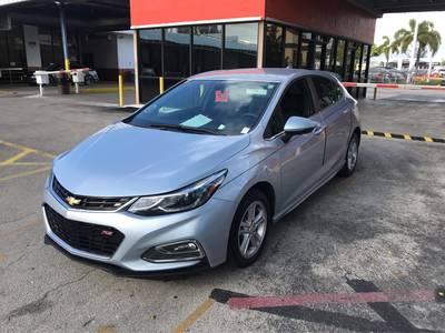 Used Chevrolet Cruze 2017 Margate LT