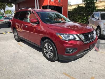 Used Nissan Pathfinder 2017 HOLLYWOOD SL