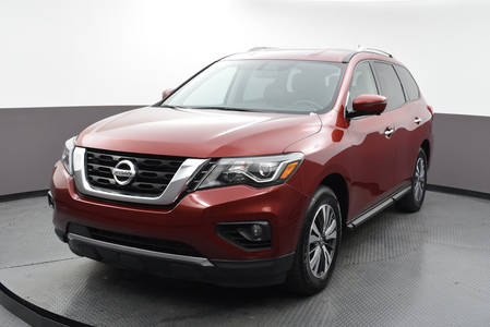 Used Nissan Pathfinder 2017 MIAMI SL