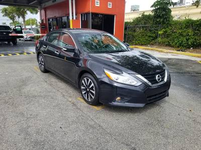 Used NISSAN ALTIMA 2018 MIAMI 2.5 SL