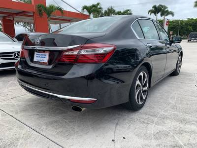 Used Honda Accord-Sedan 2017 WEST PALM EX