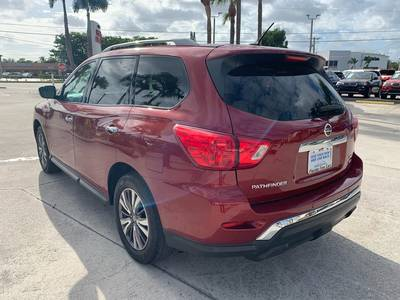 Used Nissan Pathfinder 2017 WEST PALM SV