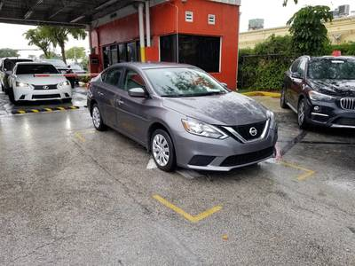 Used NISSAN SENTRA 2016 MIAMI S