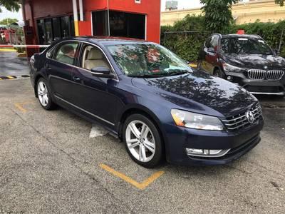 Used Volkswagen Passat 2014 MARGATE TDI SEL PREMIUM
