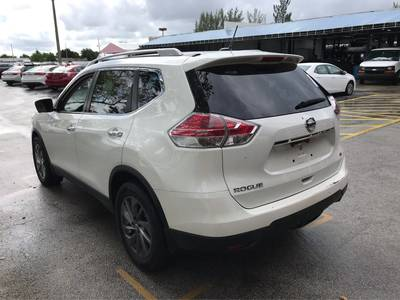 Used Nissan Rogue 2015 HOLLYWOOD SL