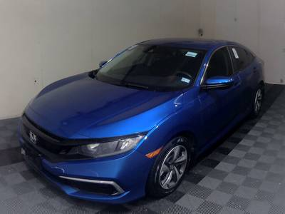 Used HONDA CIVIC-SEDAN 2019 MARGATE LX