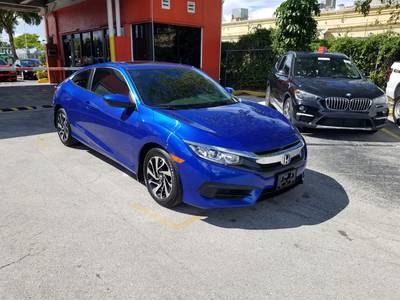 Used HONDA CIVIC-COUPE 2018 MARGATE LX-P