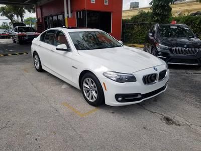 Used BMW 5-SERIES 2016 MIAMI 528I