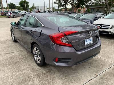 Used Honda Civic-Sedan 2016 WEST PALM LX