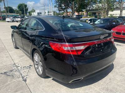 Used Hyundai Azera 2016 WEST PALM LIMITED