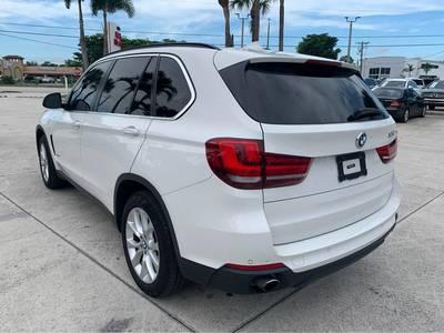 Used BMW X5 2016 WEST PALM XDRIVE35I