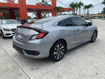 Used Honda Civic-Coupe 2017 WEST PALM LX-P