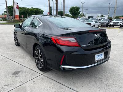 Used Honda Accord-Coupe 2017 WEST PALM EX