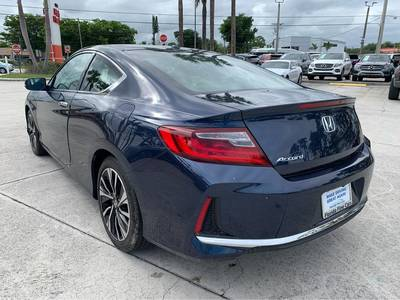 Used Honda Accord-Coupe 2016 WEST PALM EX