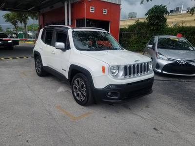 Used JEEP RENEGADE 2015 MIAMI LIMITED