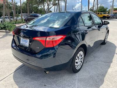 Used Toyota Corolla 2017 WEST PALM LE
