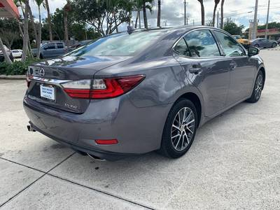 Used Lexus ES-350 2016 WEST PALM LUXURY