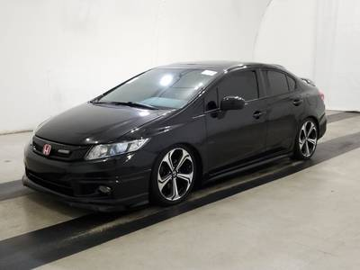 Used HONDA CIVIC-SEDAN 2015 MIAMI SI